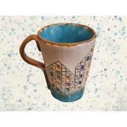 Kubek-ceramika artystyczna